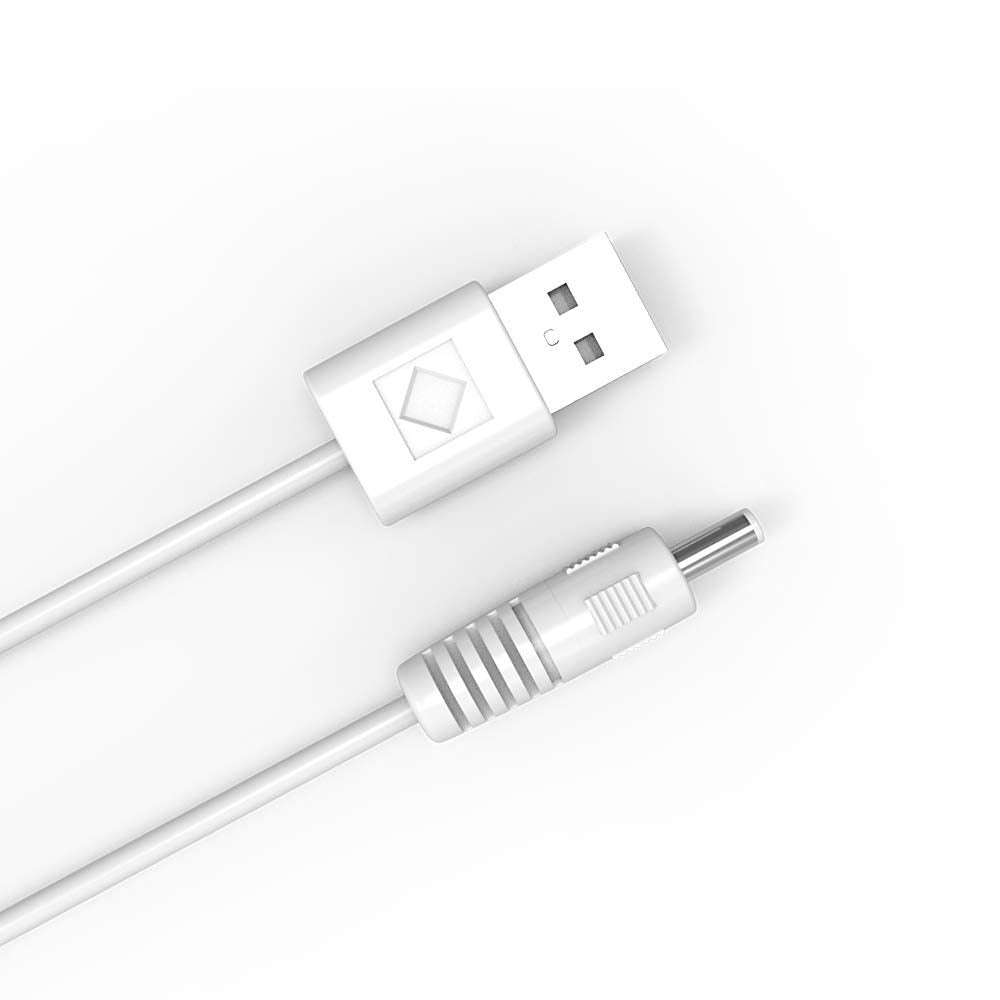 Fairywill USB Charging Cable White for Fairywill 507,508,917,515,2205,2209 Series