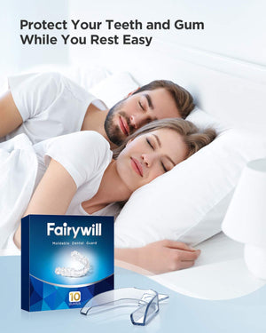 Fairywill Multi Use Moldable Mouth Guard