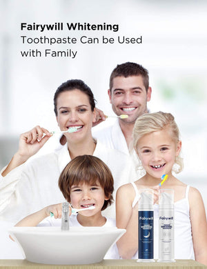 Natural Whitening Toothpaste Sets