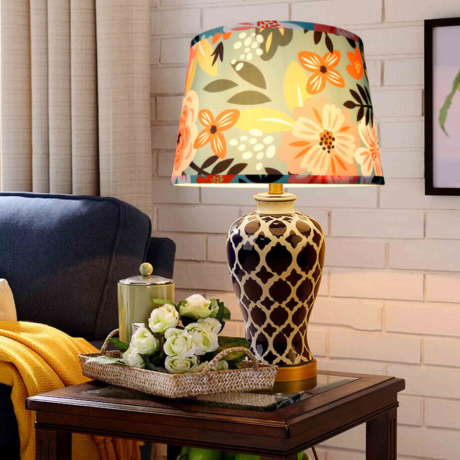 Carro Home Collection Limited Edition Round  Empire Shape Lamp Shade 10