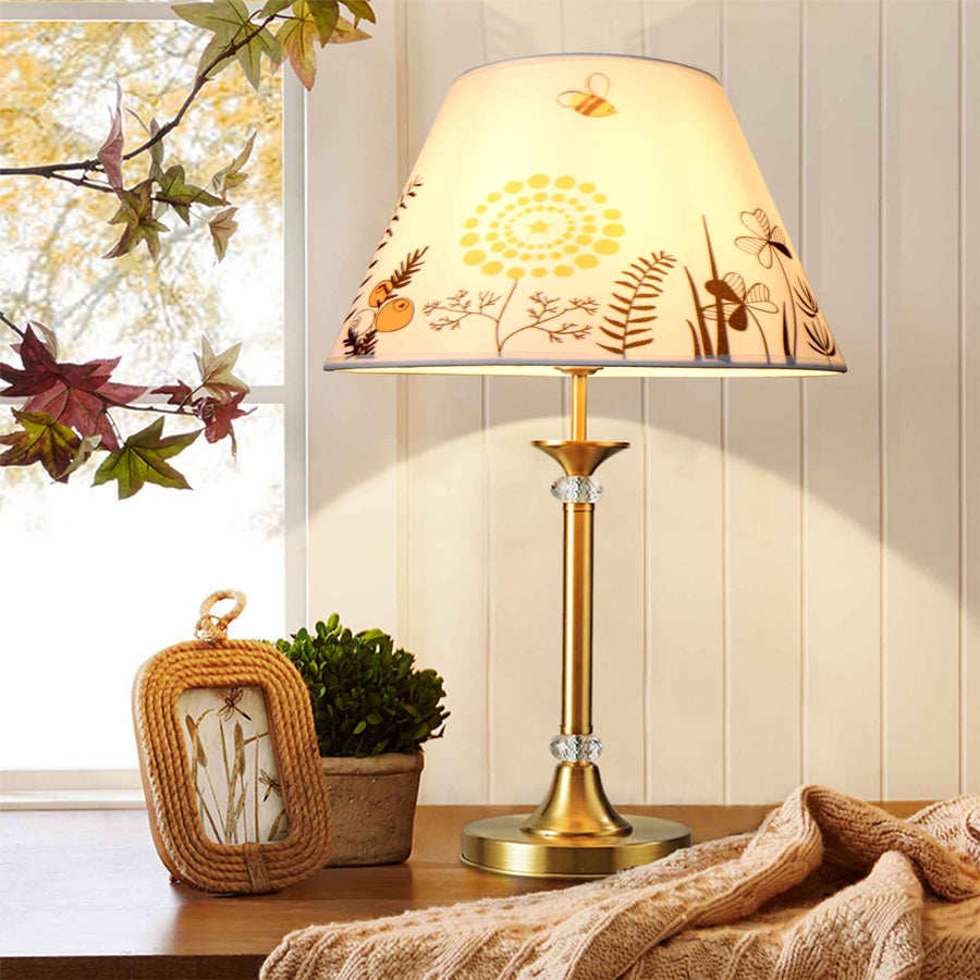 Carro Home Nature Collection Limited Edition Round  Empire Shape Lamp Shade 7