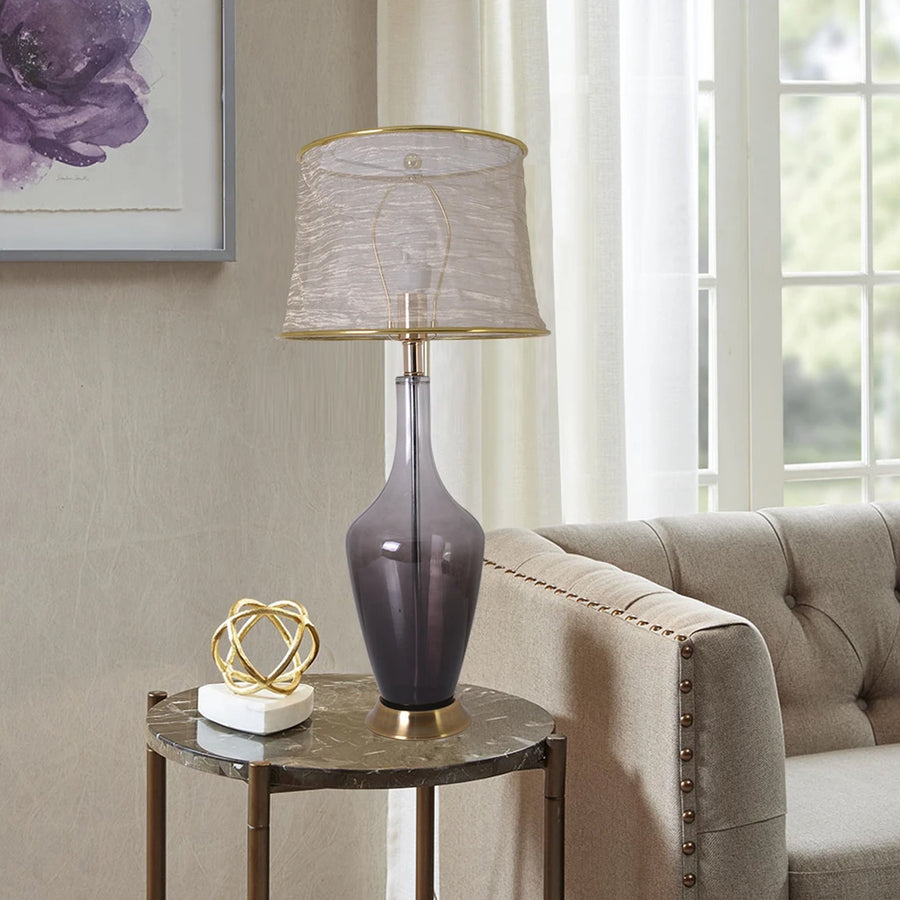 Carro Home Carnation Translucent Glass Table Lamp 31