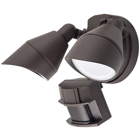 Double Head - LED Outdoor Security Luminaires