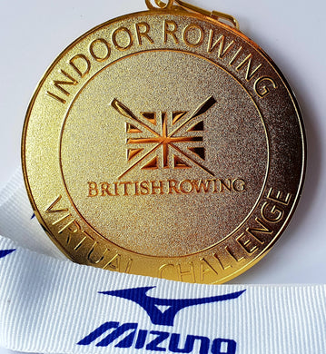 Mizuno British Rowing Indoor Championships (BRIC) Virtual Rowing Challenge