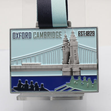 The Oxford/Cambridge Boat Race Rowing Challenge