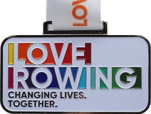 #LOVEROWING Virtual Rowing Challenge