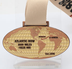 Atlantic Row -  Rowing Challenge
