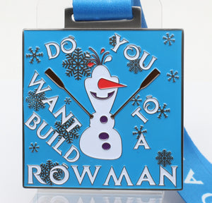 Do You Want To Build A Rowman? Rowing Challenge