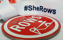 Load image into Gallery viewer, #SheRows Virtual Rowing Challenge
