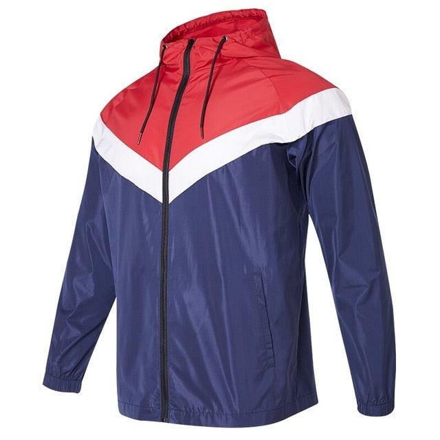 Mens Sports Hoodie Outdoor