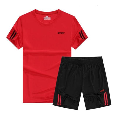 Quick Dry Men's Sport Running Suits - Neatlyfly