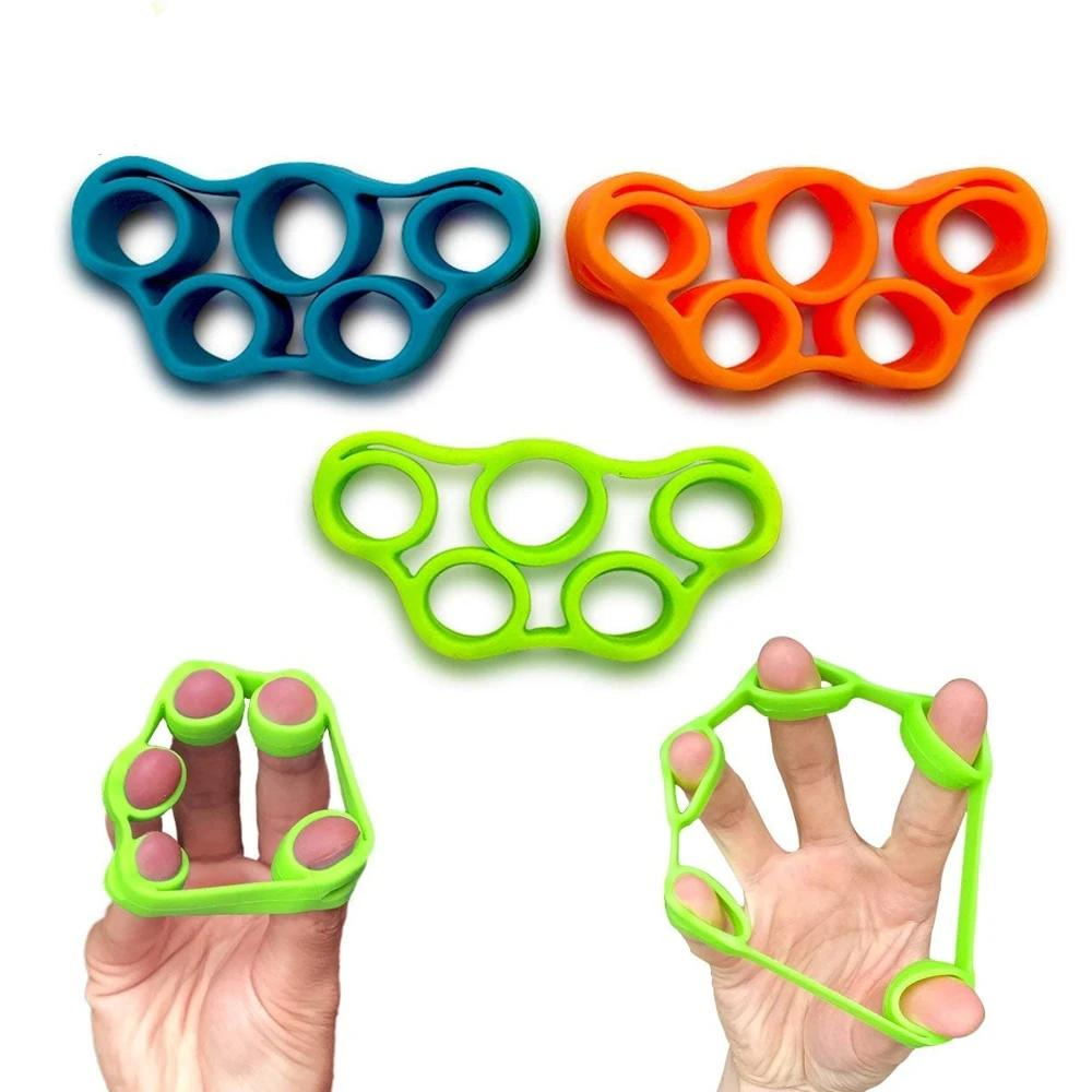Finger Resistance Bands Training - Neatlyfly