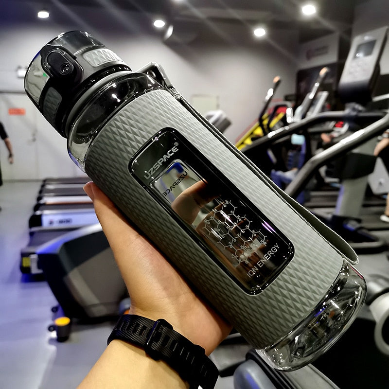 Gym Anti-Fall Leak-Proof Water Bottle