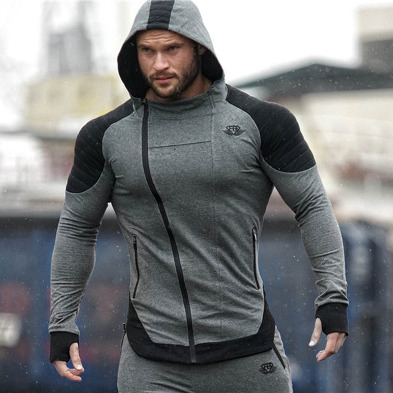 Men Running Jacket Jogging Sports - Neatlyfly