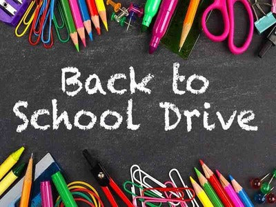 Annual Back to School Giveaway - BOW Ministry