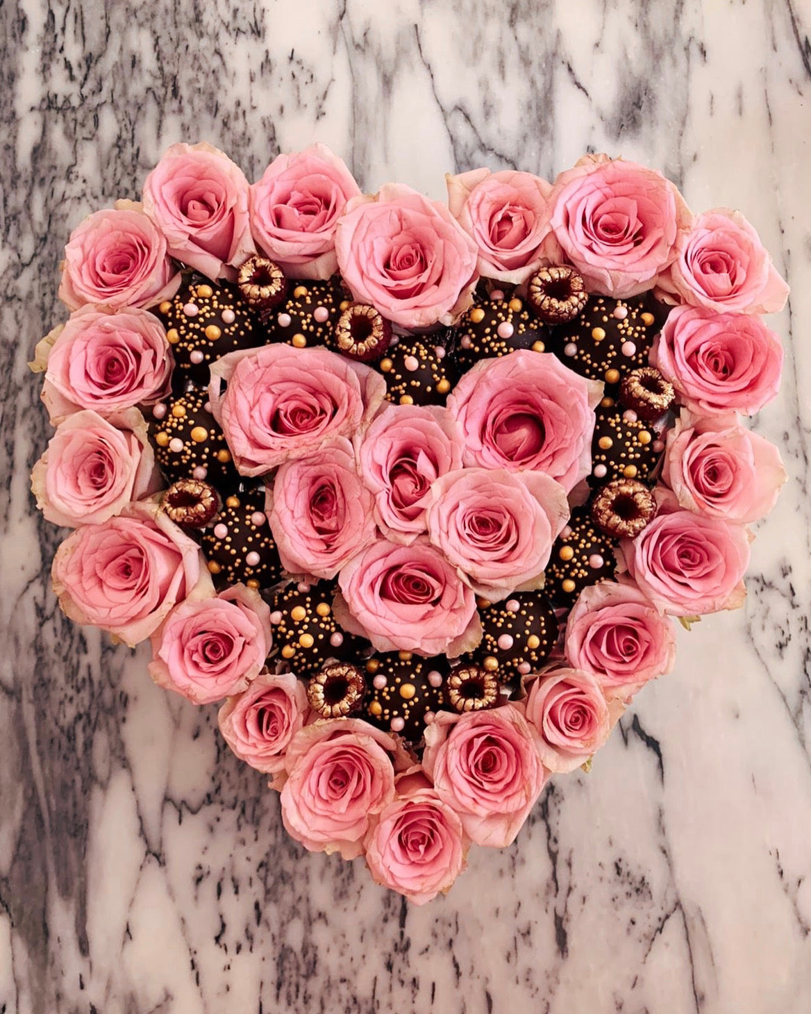 Heart Shaped Bouquet