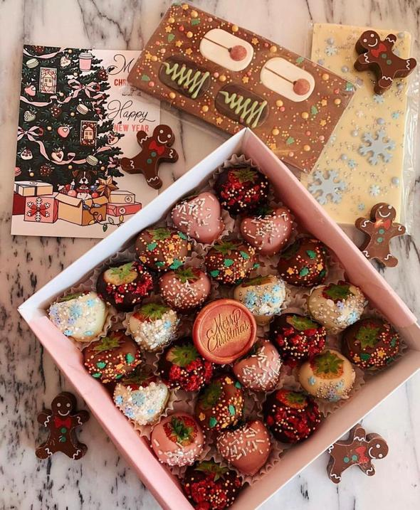 Christmas Box of 12