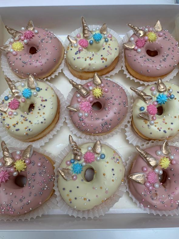 Celebration/Birthday Doughnuts Custom