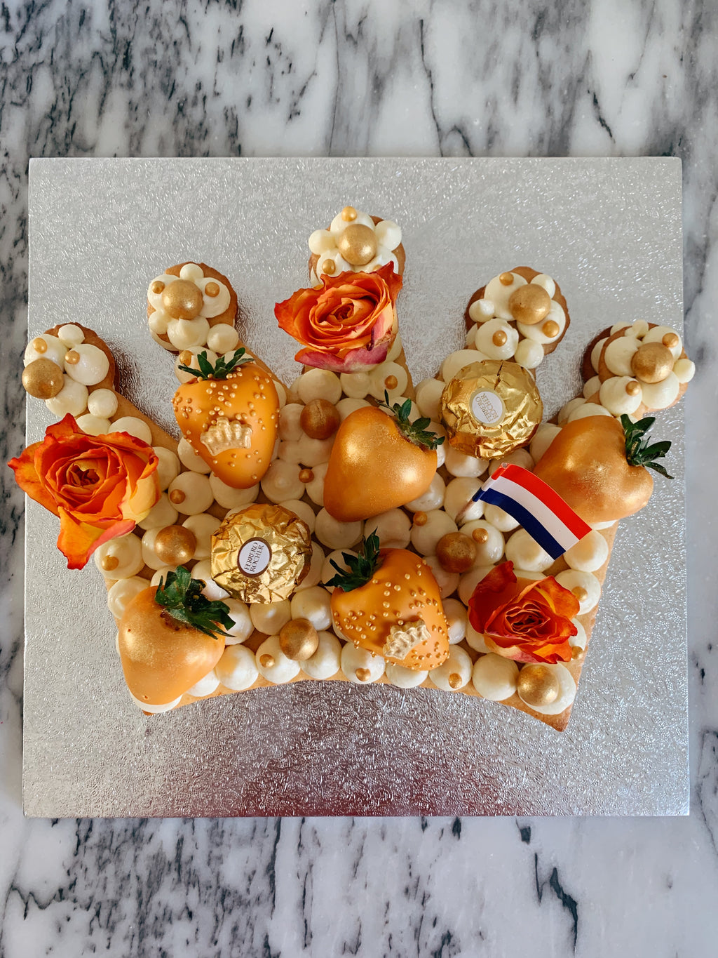 Kings Crown Cake 2020