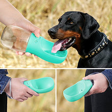 Load image into Gallery viewer, Pedy 12oz Dog Water Bottle with Bowl Dispenser-FurrysWorld