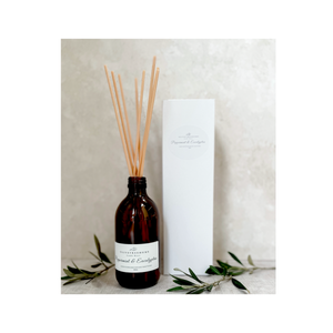 Scented reed diffuser - various fragrance options - 300ml