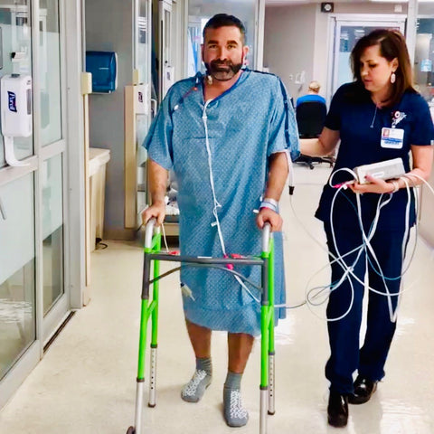 Eli Soto Back Walking