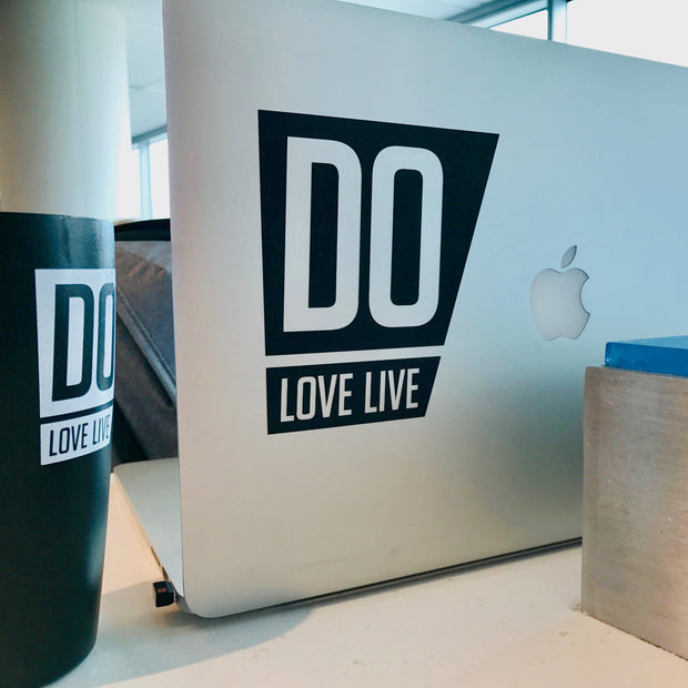 DLL LOGO DECAL