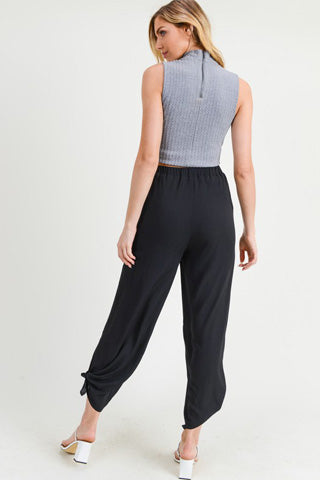 Side Tie Pants