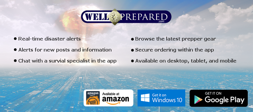 Prepper Guide: How to Use Our Android and Windows 10 Apps