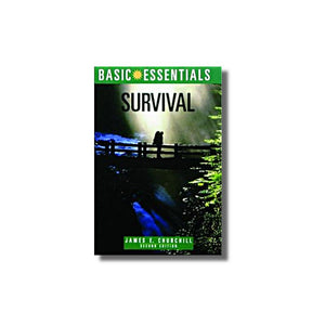 Basic Essentials, Survival Guide, prepping book