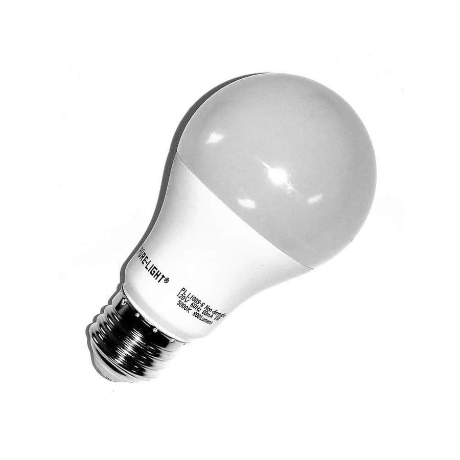 Pure Light Anti-Bacterial / Anti-Pollution 9w Light Bulbs