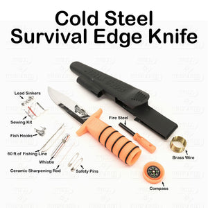 Cold Steel Survival Edge