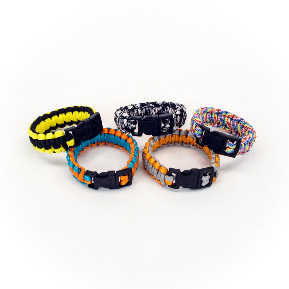 Paracord Bracelets Closed