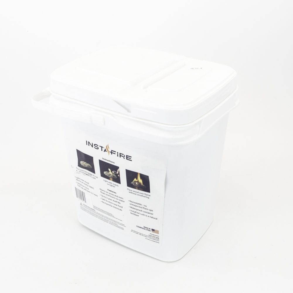 InstaFire 2 Gallon Bucket