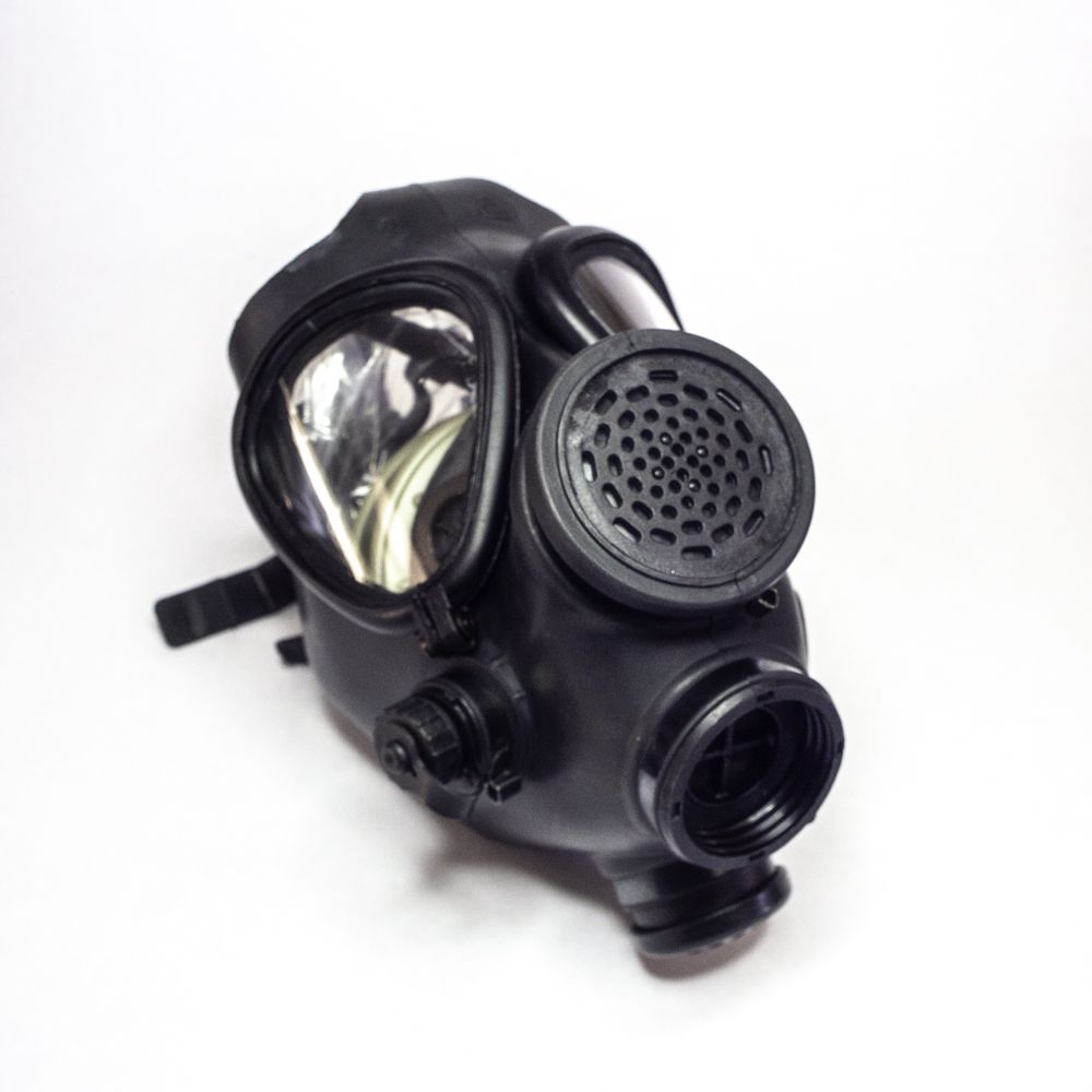 Military Gas Mask 01