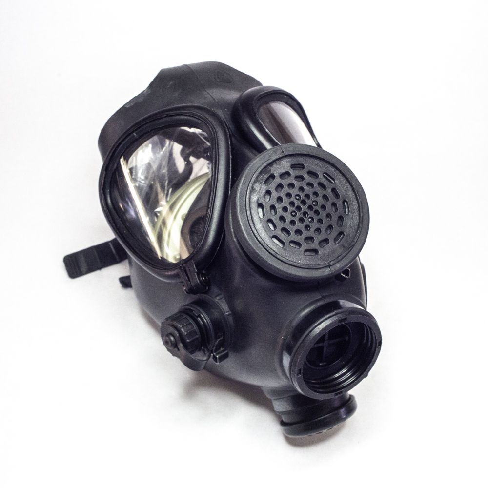 Military Gas Mask 02