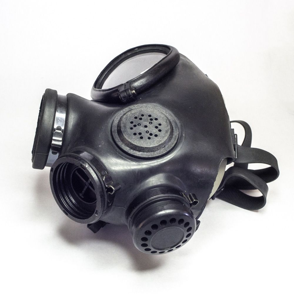 Military Gas Mask 03