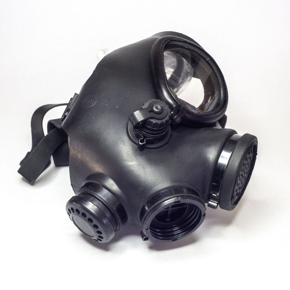 Military Gas Mask 04