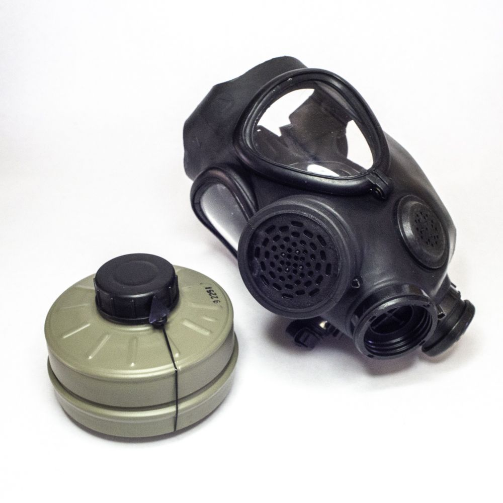Military Gas Mask 05