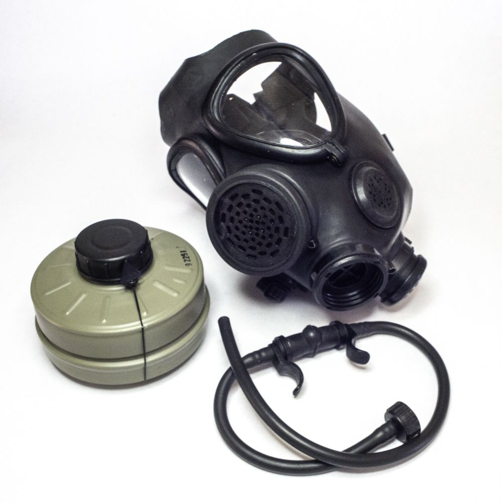 Military Gas Mask 06