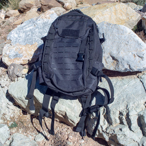 SpyTac Backpack Black 01