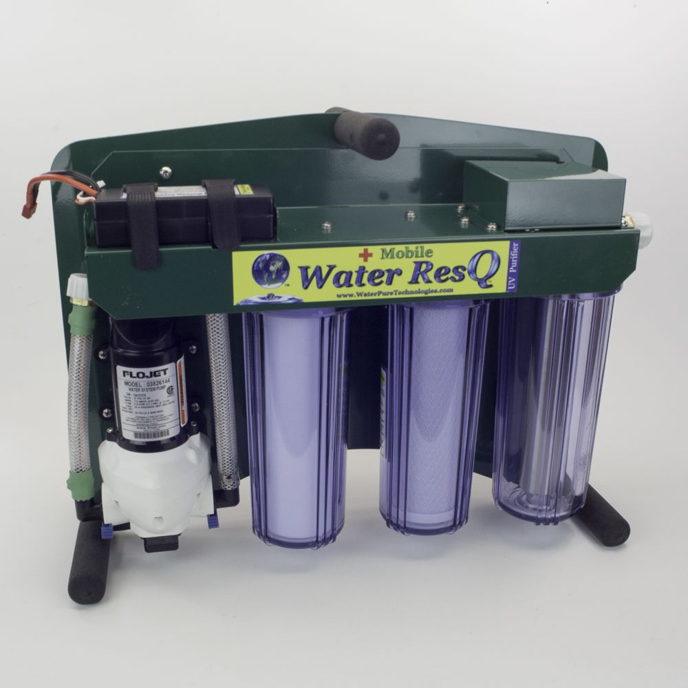 Mobile H2O ResQ UV Purifier 10