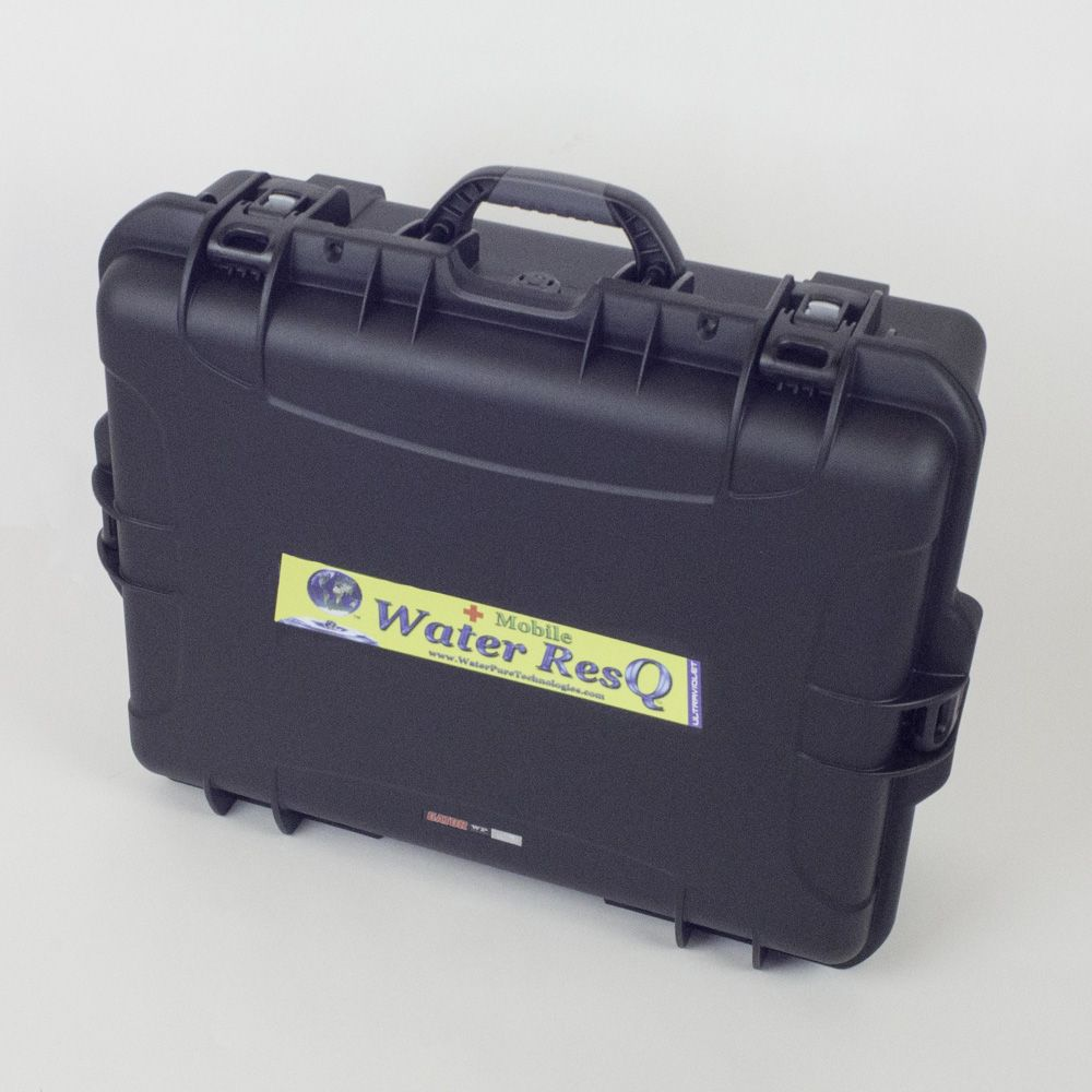 Mobile H2O ResQ UV Purifier 02