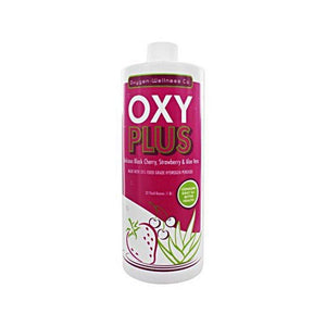OXY+PLUS Black Cherry/Strawberry - 32oz
