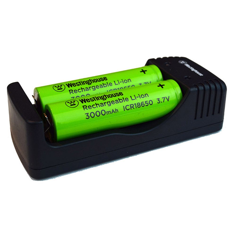 18650 Battery Charger and batteries
