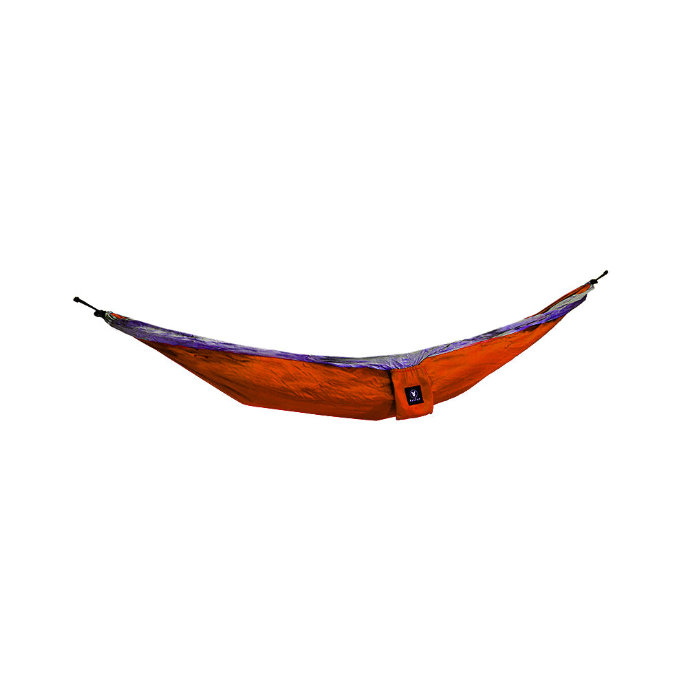 Orange Roopax Double Hammock 2