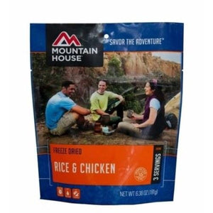 Mountain House Rice & Chicken [POUCH]
