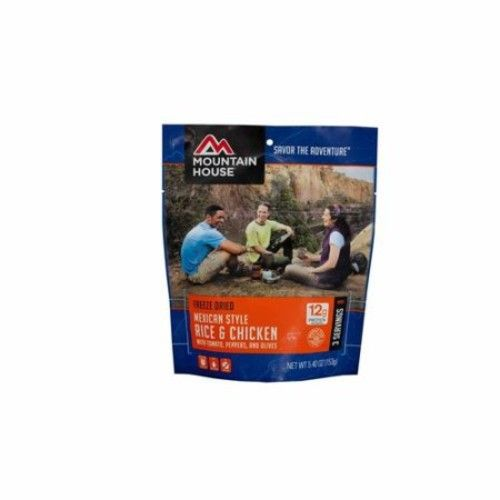 Mountain House Mexican Style Rice & Chicken [POUCH]