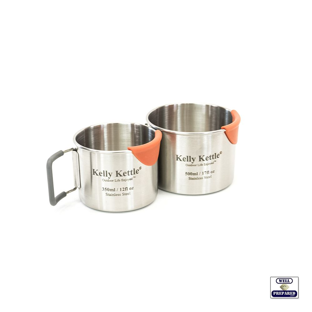 Kelly Kettle Camping Mug Set