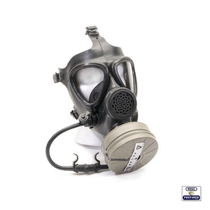 Military Gas Mask with Filter